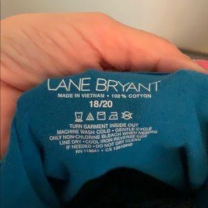 Lane Bryant Tops - Lane Bryant Sparkly tank top
